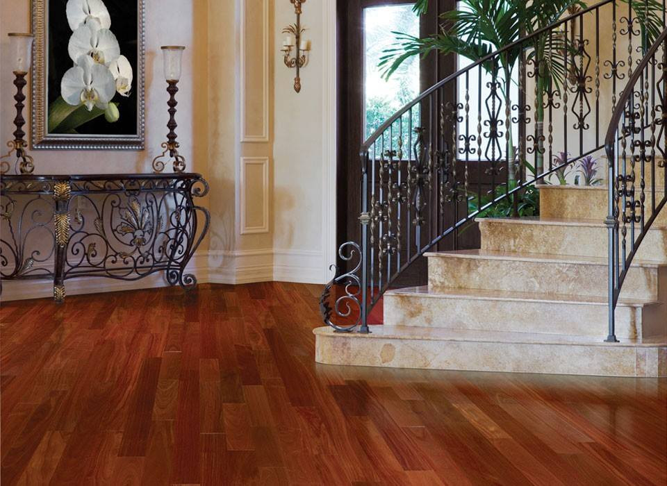 Our Quality Wood Flooring Examples - Walnut & Mahogany Wood Flooring - Parquet Flooring In Manhattan